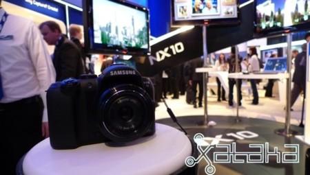 Samsung NX10, gran comienzo de la marca en el mundo réflex