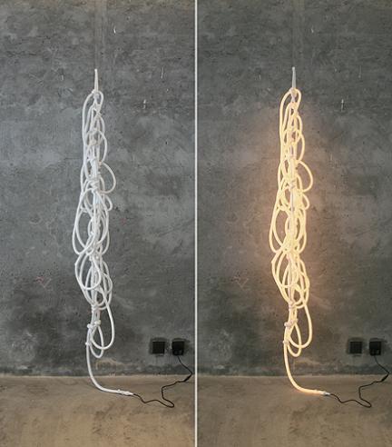 lampara cuerda
