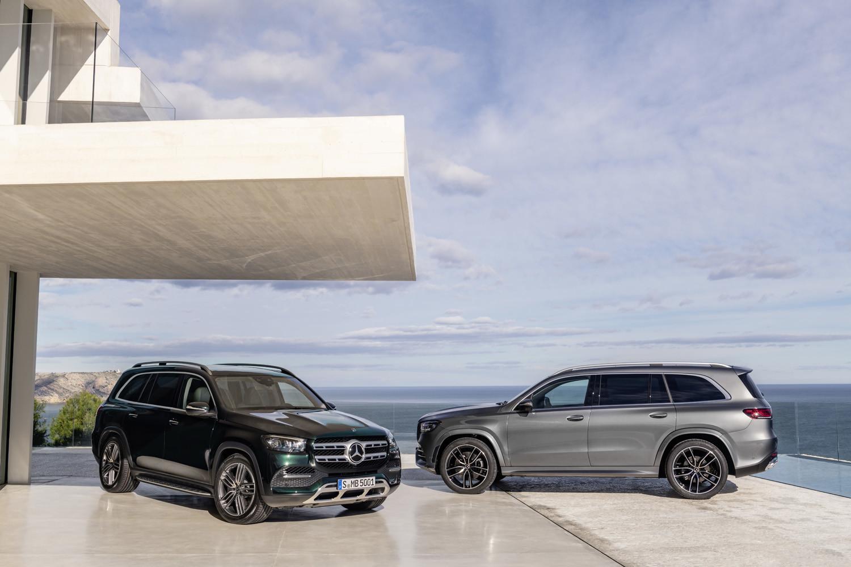 Foto de Mercedes-Benz GLS 2019 (61/68)