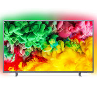 Smart TV de 43 pulgadas Philips 43PUS6703/12, con Ambilight 3 lados y resolución 4K, por 327 euros