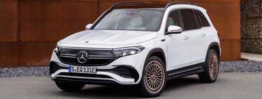 El Mercedes-Benz EQB trae practicidad al SUV eléctrico: 7 plazas en talla compacta