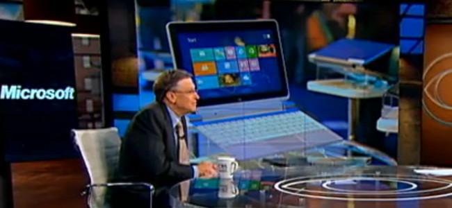 Bill Gates en CBS