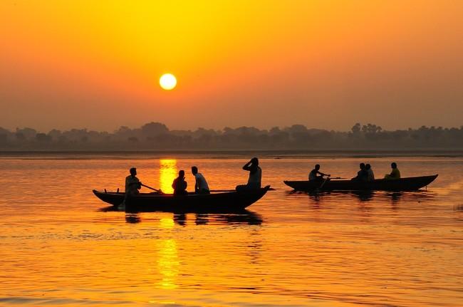 Cómo la contaminación está matando el río Ganges