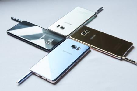 Samsung Galaxy Note 7: escáner de iris, resistente al agua y más potente
