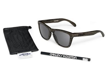 Oakley diseñadas por Eric Koston, lo más parecido a las Ray-Ban Wayfarer
