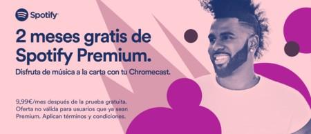 Chromecast Spotify Premium