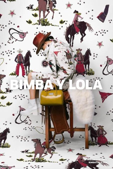 Con la nueva colección Buffalo Bill de Bimba y Lola, tan sólo te faltará el rancho