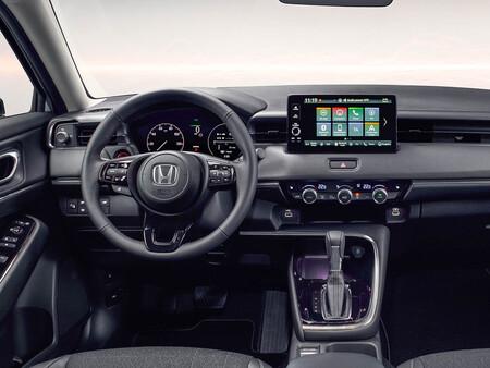 Honda HR-V E Hev 2021 cuadro de instrumentos
