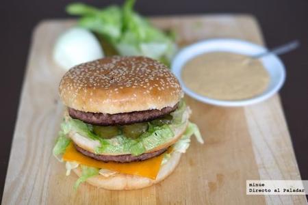 burger minue