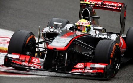 McLaren se prepara para Monza realizando pruebas aerodinámicas en Vairano