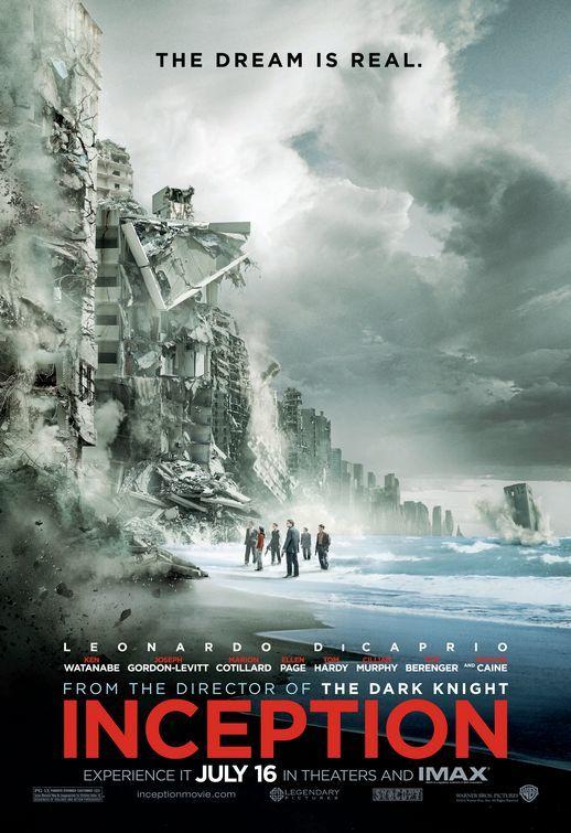 Foto de 'Origen' ('Inception'), carteles de lo nuevo de Christopher Nolan (9/15)