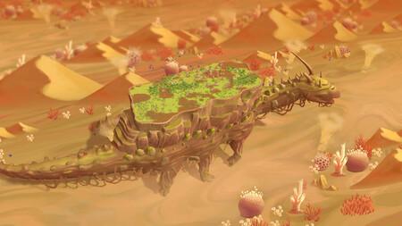 Influencia de Studio Ghibli y construir una ciudad sobre una criatura gigante: The Wandering Village enamora con su propuesta