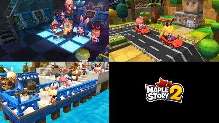 Se muestra primer gameplay de MapleStory 2