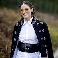 Olivia Palermo nos recuerda que las trenzas siguen siendo el peinado perfecto para triunfar