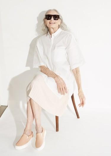 Las ocho modelos por encima de los 60 que demuestran que la moda no tiene edad
