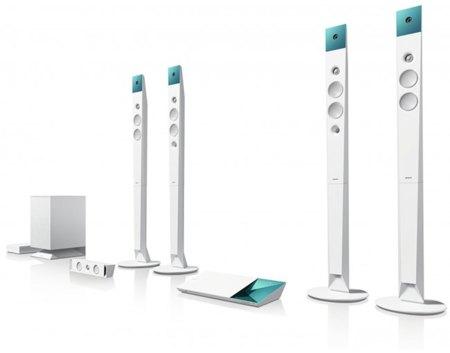 Los nuevos equipos de sonido de Sony para el salón