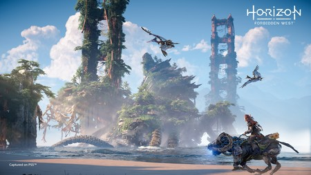 Horizon Forbidden West confirma que llegará en 2021 y nos da más detalles sobre su mundo y posibilidades