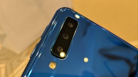 Samsung Galaxy A7 Primeras Impresiones Mexico Camaras