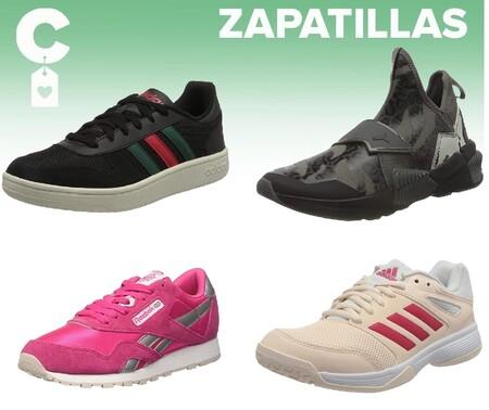 Chollos en tallas sueltas de zapatillas Nike, Puma, Reebok o Adidas por 40 euros o menos en Amazon