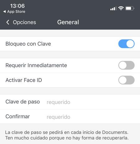 Documents Bloqueo Contrasena Fotos Iphone