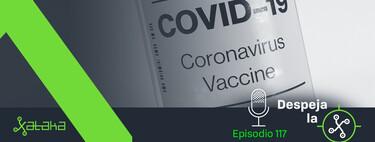 Ahora que la vacuna se acerca, cada vez más provacunas no se fían de ponérsela (Despeja la X #117)