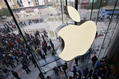 Apple lucha contra las reparaciones fraudulentas de baterías de iPhone en China
