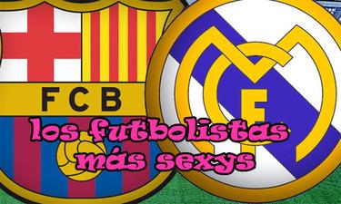 Duelo de buenorros: Barça Vs Real Madrid