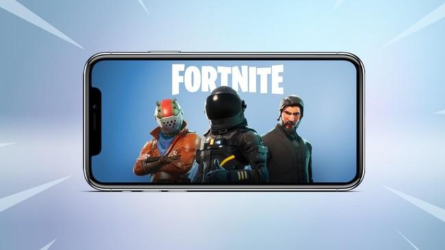 La beta de Fortnite en Android da comienzo, de momento, en exclusiva para Samsung Galaxy