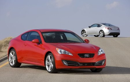 Solo hay 120 Hyundai Genesis Coupé para España