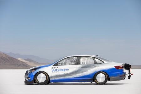 Volkswagen Jetta Bonneville Record De Velocidad 7