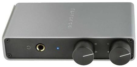 NuForce Icon DAC, conversor digital analógico con amplificador para auriculares integrado