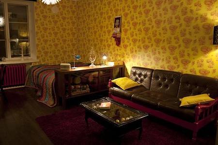 Hotel Room, hotel de una sola habitación