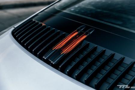 Porsche 911 láminas traseras