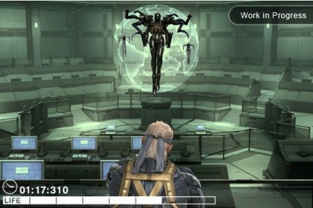 'Metal Gear Solid Touch'. Primer tráiler