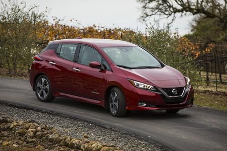 Nissan Leaf Precio Y Versiones En Mexico 2