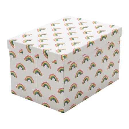 Caja arco iris