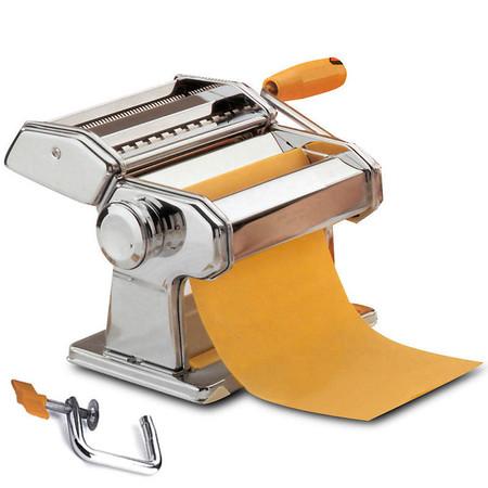 Máquina para hacer pasta por 11,95 euros y envío gratis en el Super Weekend de eBay