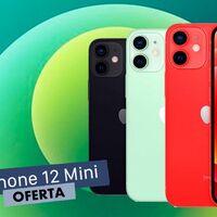 iPhone 12 Mini a precio de chollo: tuimeilibre tiene el modelo de 64 GB por unos rebajadísimos 639 euros. Te ahorras 170 euros