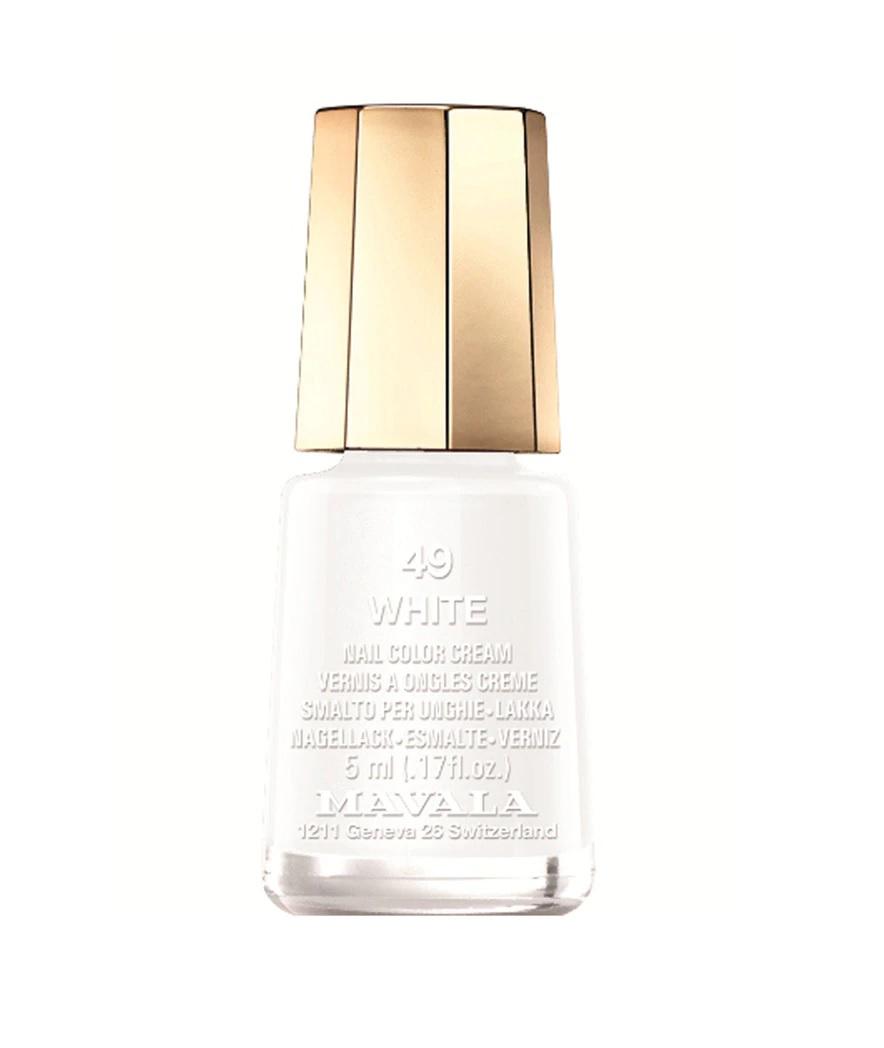 Esmalte de uñas White 49 de Mavala