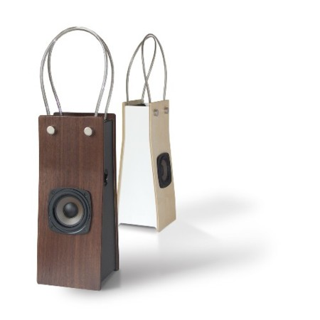 co-Mobile Speakers, ¿bolso o altavoz?