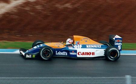 Gran Premio de España 1991: lucha de titanes