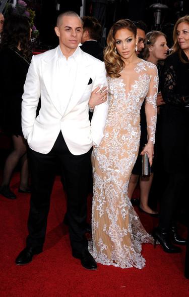 Venga, más disgustos: Han roto J-Lo y Casper Smart