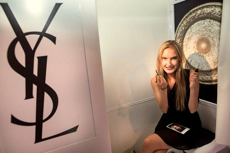 Photobooth de YSL