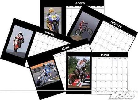 Calendarios para los Campeonatos de España 2012
