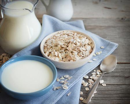 Como preparar una avena sin leche