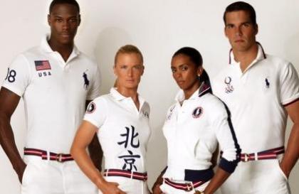 Ralph Lauren: colección deportiva de los Juegos Olímpicos