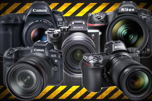 """La mejor cámara para """"dar el salto"""" al full frame... ¿Réflex o sin espejo?"""