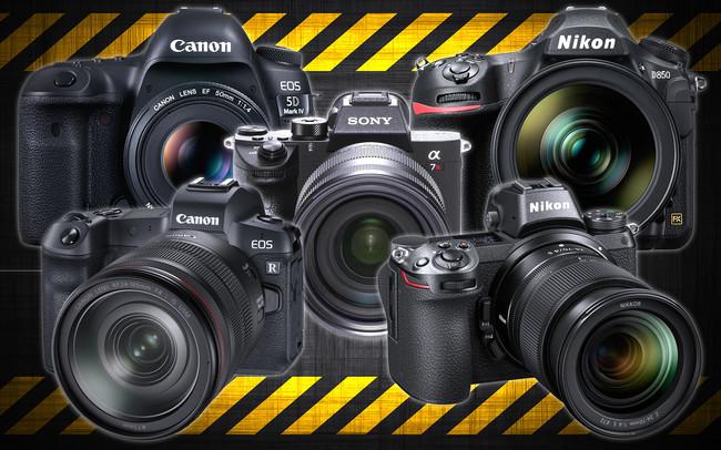 Mejor Camara Full Frame Reflex O Mirrorless