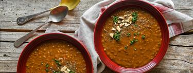 Lentejas sin grasas, pero con mucho sabor y super cremosas: trucos y receta