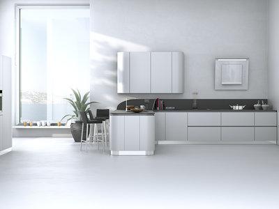 Disposiciones estructurales y exitosas para reformar una cocina moderna